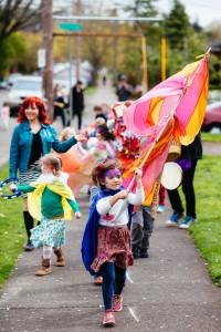 Neighbohood Parade